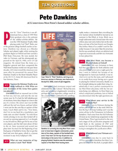 Pete Dawkins Armchair General