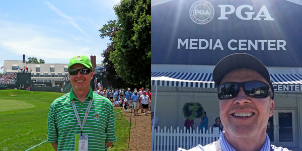 2016 US Open in Oakmont and PGA at Baltusrol